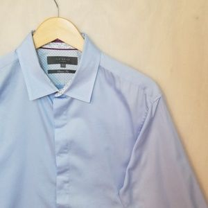Ted Baker London Button Down 16.5